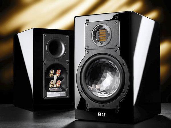 ELAC BS 244 Black Edition