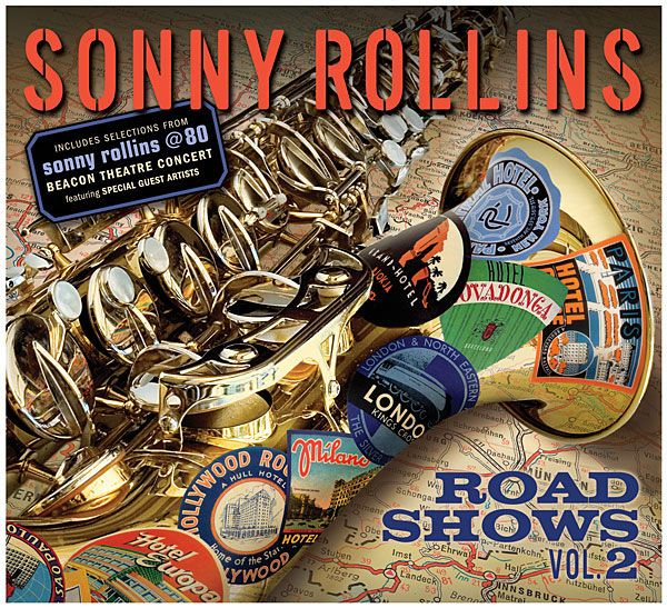 Sonny Rollins: Road Shows, Vol.2