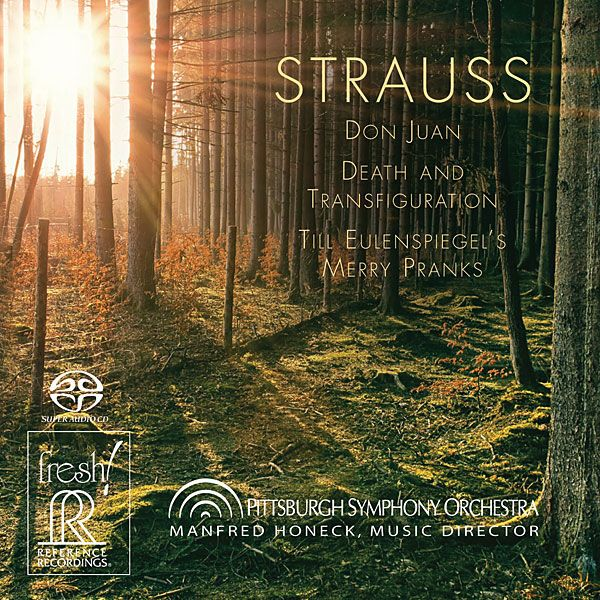 Strauss: Don Juan, Death and Transfiguration, Till Eulenspiegel's Merry Pranks
