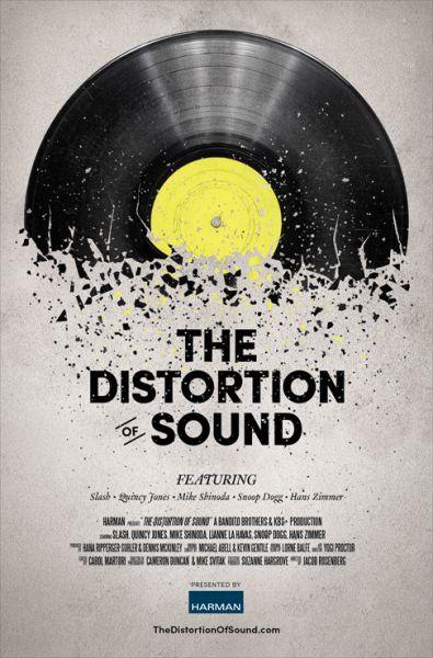 Distortion of sound