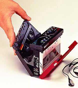 Sony Walkman WM W800 Double Walkman