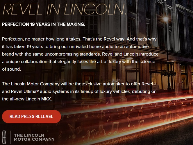 Revel Lincoln