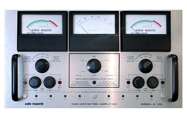 Audio Research D-150