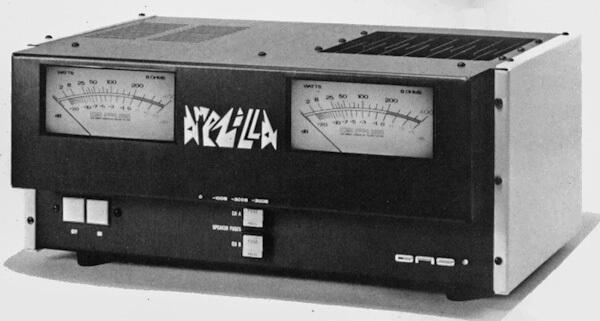 GAS Ampzilla II