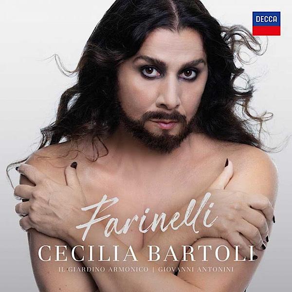 Лучшая музыка 2019 - ноябрь - Cecilia Bartoli – Farinelli