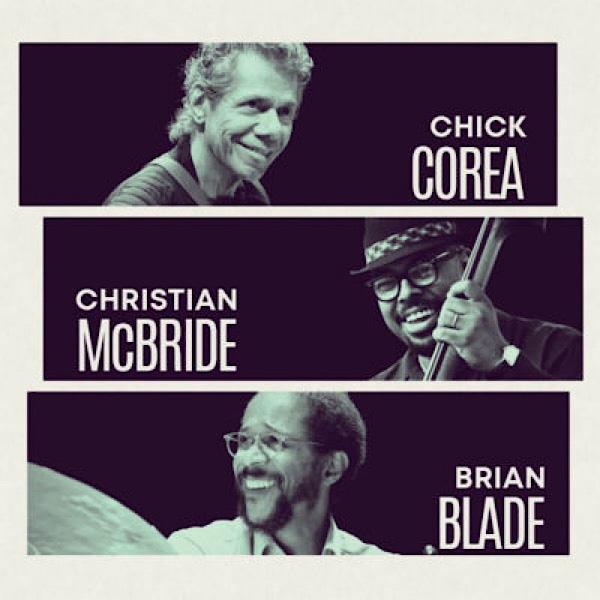 Лучшая музыка 2019 - ноябрь - Chick Corea – Trilogy 2 Jazz
