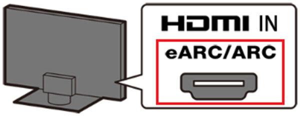 HDMI 2.1 eARC