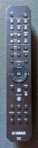 Yamaha R-S202 Remote